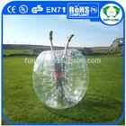 HI high quality Dia1.2m/1.5m&TPU/PVC bubble football, bubble ball soccer,bubble ball football