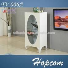 Wood home led cabinet/showcase design