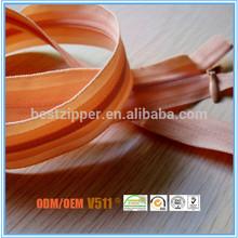3# Invisible zipper nylon zipper wholesale custom