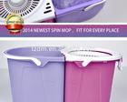 360 rotating magic mop with bucket