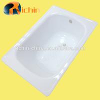1200*700*36 drop in steel enamel bathtub
