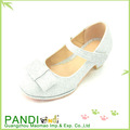 2014 High quality fashion girls high heel shoes for children