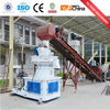High automatic vertical type wood pellet production line