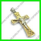 2014 Latest Design christian religious items, religous metal jewelry China Best Steel Jewelry Manufacturer