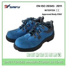 SF23412 CE certificate S1P SRC plastic toe cap and kevlar insole non-metal light weight safety shoes