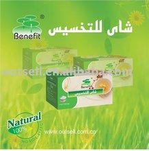 Benefit Slimming slim fast green tea