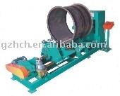 blower crust edge folding machine (flange folding machine)