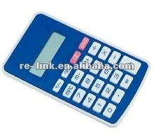 Plastic Pocket Calculator For Promotion