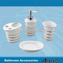 Ceramic Bathroom Accessories(4pcs)