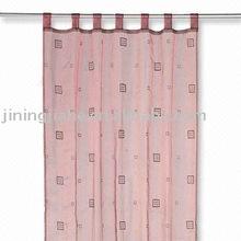 PVC waterproof bathroom window curtain