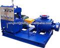 xinglong de combustible de aceite de transferencia de doble tornillo de la bomba