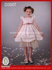 2014 new model birthday dress for baby girls