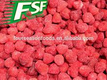 wholesale good taste 2014 new crop frozen/IQF strawberry, frozen bulk berry and fruits