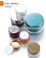 300g ronda de acrílico cosméticos tarro de crema