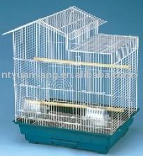 antique round metal bird pet breeding garden cage