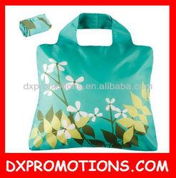 OEM foldable shopping bag/polyester folding shopping bag/folding bag