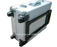 2 caster wheels telescopic travel luggage KL-L212