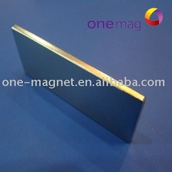 nickel-coating rare earth motor magnet
