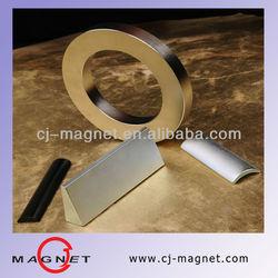 Ring magnet, Segment magnet