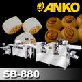 anko profissional automático congelados industrial e comercial da máquina de pão