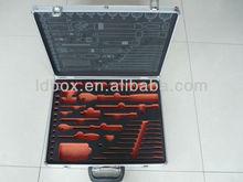 18 plastic tools case