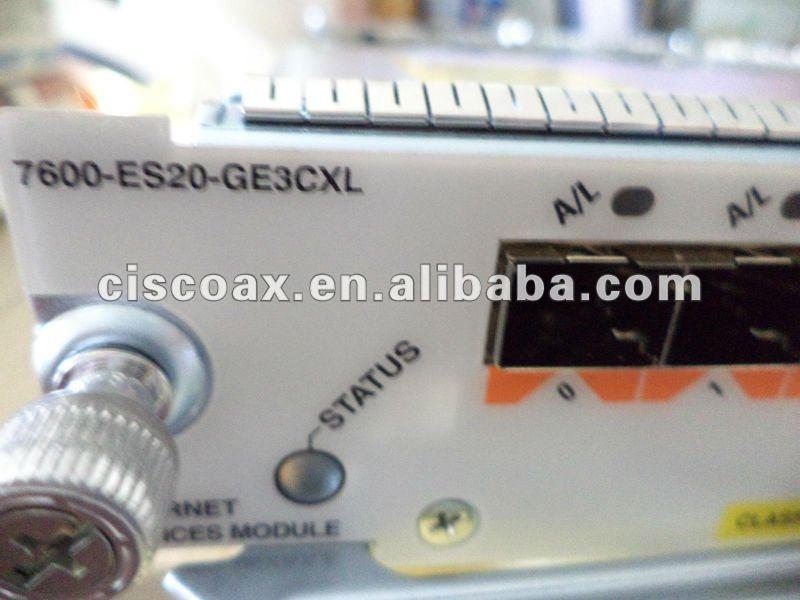 7600 ES20 карта 20xGE SFP