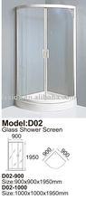 Australia standard Shower room D02