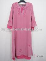 abaya/girls' robe/hijab