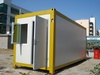 light steel shipping container home / prefab house for sale