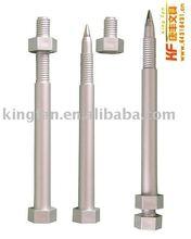 screw shaped pen