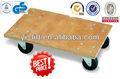 Composite- bois chariots