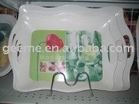 melamine tray