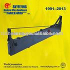 23 years supply compatible Printer ribbon for EPSON LQ2170, LQ1600KIII, LQ2180, Black/Purple, HD nylon fabric, 100% guarantee