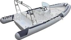 Fiberglass Inflatable Boat