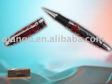 luxurious high quality roller pen/gift pen/promotional pen