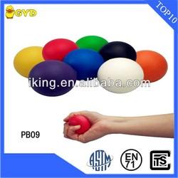 Custom PU foam soft anti stress ball