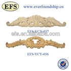 wood onlay antique decoration pieces (EFS-YCY-106)