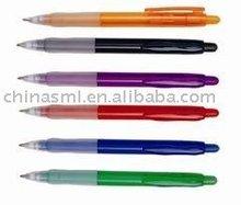 Cheap promotional item hot sale promos plastic Carabiner ball Pen