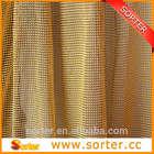 sparkling metallic sequin fabric, sequin cloth curtain