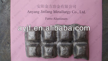 Ferror Aluminium lump saled in 114 Guangzhou Carton Fair
