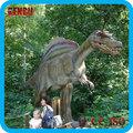 Outdoor attrezzature parco giochi animatronics- spinosaurus