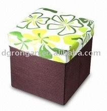 China wholesale Kids toy stool storage box B01-111