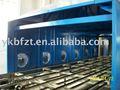 Ar de refrigeração da máquina de cilindro de aço que faz a máquina 55 galões ou tambores de linha de produção 200-220 litro