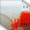 Flexible Fast Deployment PVC Oil Spill Containment Boom