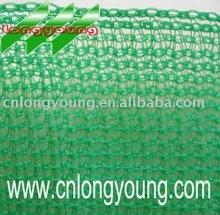 black knitting shade net