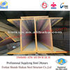 Hot Roll H-beam H-Steel (SS400 /Q235B/Q345B)