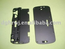 black mobilephone housing