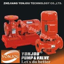 XBD fire hydrant pump/ Pipeline centrifugal pump