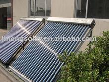 Evacuated Tube Spilt Solar Collector