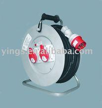 Industrial plug and socket drum extension DE-2X015